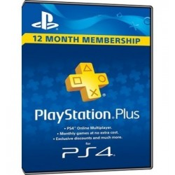 Playstation Plus 12 Month...