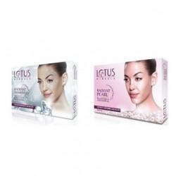 Lotus Facial Kit Combo Of...