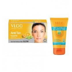 Vlcc Anti Tan Facial Kit...