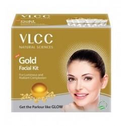 Vlcc Gold Facial Kit 60 Gm