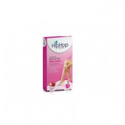 Hiphop Body Wax Strips With...