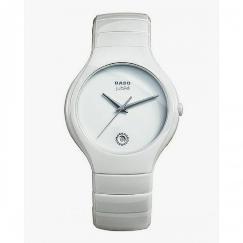 Rado white ceramic watch for men