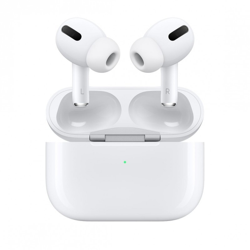 Apple Airpods Pro Wireless with Wireless Charging Case, White MWP22HN/A