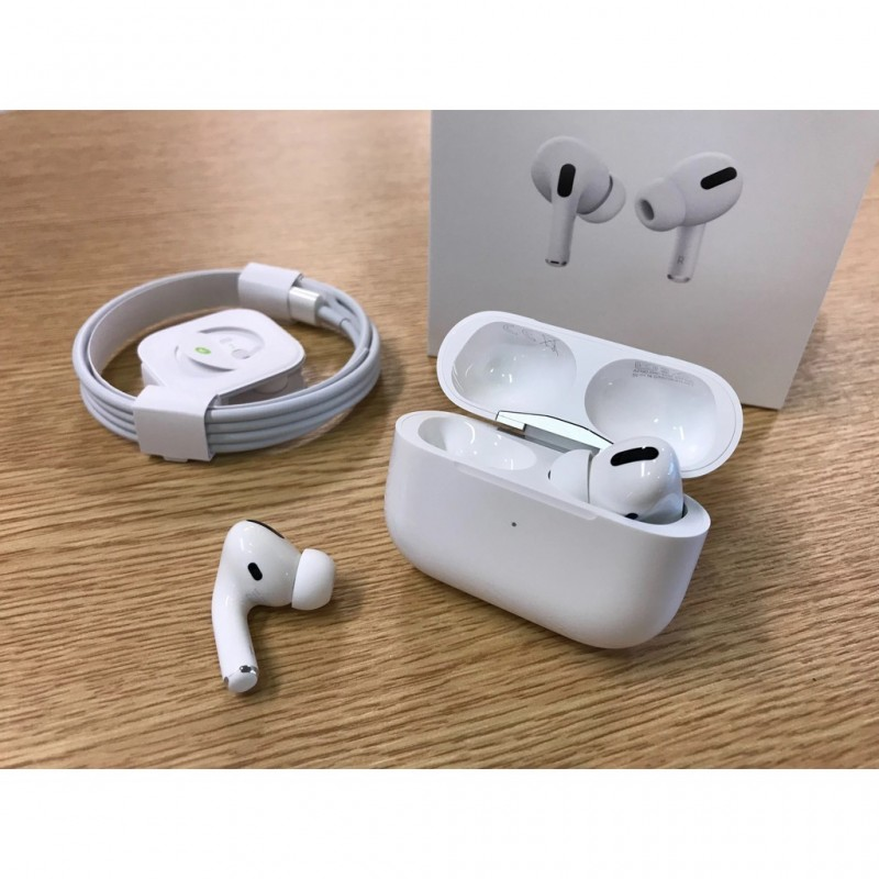 APPLE AIRPODS PRO WHITE WITH WIRELESS CHARING