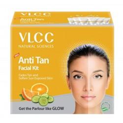 Vlcc Anti Tan Single Facial Kit -60 gm