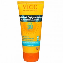 Vlcc Natural Sciences Matte Look Sun Screen Lotion Spf 30 50 Gm