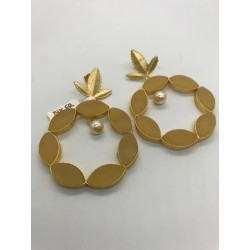 Shastta trendz Golden Colour Mother of Pearl bali