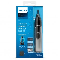 Philips Nose, Ear & Eyebrow Trimmer - NT-3650