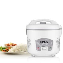 Borosil Pronto BRC28MPB23 2.8-Litre Rice Cooker