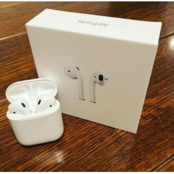 Apple Airpods Wireless With Charging Case, White