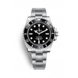 Rolex Submariner Black Dial Swiss ETA Mens Automatic Watch