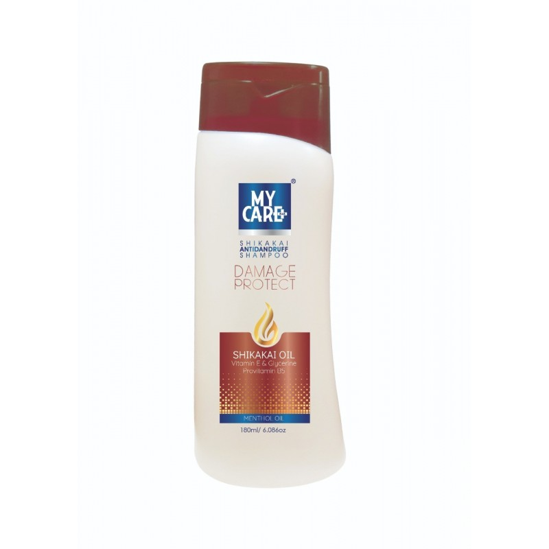 My Care Damage Protect Shikakai Shampoo - 180ml