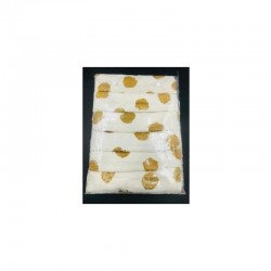 Laxmi Enterprises Latest Kitchen White Napkin/Kitchen Towel Pack of 6 Pcs