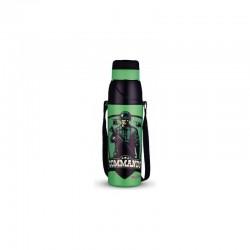 Trueware Plastic Green Water Bottle 550 Ml