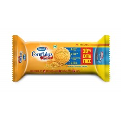 Mrs. Bector's Cremica Cornflake Digestive Biscuits Pouch 120 Gm Pack Of 6