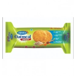 Cremica Oatmeal Digestive Biscuit Packaging Size 120g pack of 6