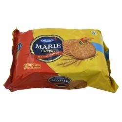 Cremica Biscuit Marie Classic 250 g pack of 3