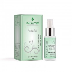 Innate Pure Light Tea Tree Complex Face Wash-controls Excess Oil Secretion Removes Impurities Fights Acne -100ml