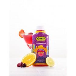 Mumbai Mixers-   Cosmopolitan Cocktail Mixer 250ML (Pack of 4)