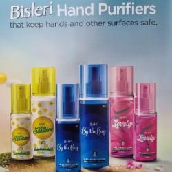 Bisleri Hand Sanitizer Hello Sunshine Floral 100ml