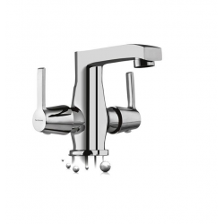 HINDWARE BARREL BASIN MIXER BATHROOM FAUCET - F220014