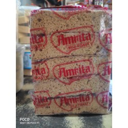 Amrita Suji Toast Rusk Pack of 1 500 gm PACK OF 2