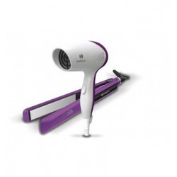 Havells HC4025 Limited Edition Styling Pack Combo Dryer Straightener