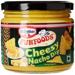 Funfoods Cheesy Nacho Dip 275g