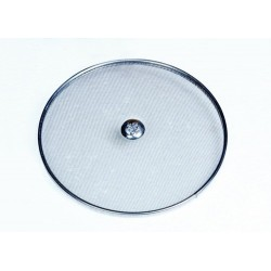 NK Gold Stainless Steel Net Cover No 9