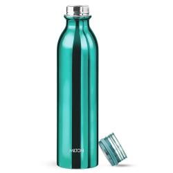 Milton Glitz 1000 Vacuum Insulated Thermosteel Bottle 950 ml 1 Piece Aqua Green