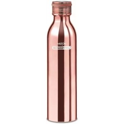 Milton Glitz 1000 Thermosteel Vaccum Insulated Hot & Cold Water Bottle 900 ml Bottle Copper