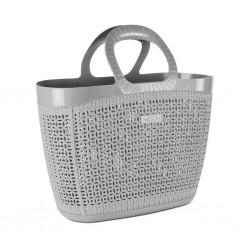 Milton Pluto Shopping Bag 10L Grey