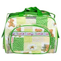 Zenniz Diaper Bag (Green)