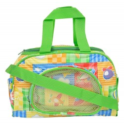 Zenniz Stylish Diaper Bags for Mom and Baby (Green)