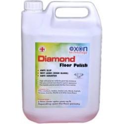 Oxon Technology Diamond Floor Polish Emulsion Floor Coating Paint  (5 L)