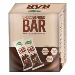 Nouriza Bar Choco Almonds 10 Bars