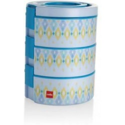 Cello My Decker 3 Containers Lunch Box 400 Ml