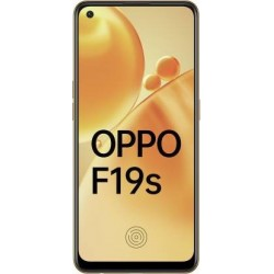 OPPO F19s Glowing Gold 128 GB 6 GB RAM